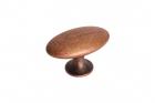 Ручка кнопка, отделка медь античная  Mobilclan (Италия) - 3153