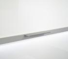 Полка верхняя малая на рейлинги модерн серый титан Mosaiq. Kessebohmer (Германия) - 3190