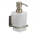 Дозатор для жидкого мыла стеклянный, 300 ml  Exter K-5200 Wasserkraft - 3234