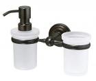 Держатель стакана и дозатора  Isar K-7300 Wasserkraft - 3269