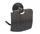 Держатель туалетной бумаги с крышкой Isar K-7300 Wasserkraft - 3282
