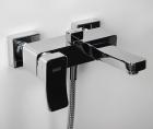 Смеситель для ванны с коротким изливом  Aller 1060 Wasserkraft - 3296