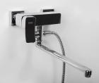 Смеситель для ванны с длинным изливом Aller 1060 Wasserkraft - 3298
