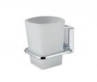 Стакан для зубных щеток стеклянный Leine К-5000 Wasserkraft - 3305