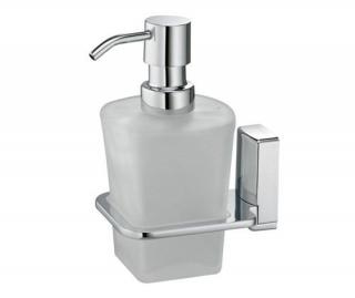 Дозатор для жидкого мыла стеклянный, 300 ml  Leine К-5000 Wasserkraft