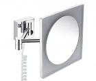 Зеркало с LED-подсветкой, 3-х кратным увеличением Wasserkraft - 3335