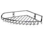 Полка металлическая угловая Wasserkraft - 3370