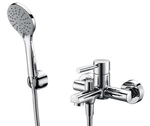 Смеситель для ванны с коротким изливом Main 4100 Wasserkraft - 1