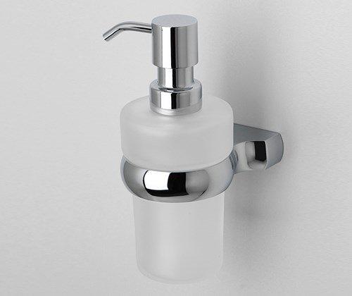 Дозатор для жидкого мыла стеклянный, 200 ml  Berkel К-6800 Wasserkraft - 1