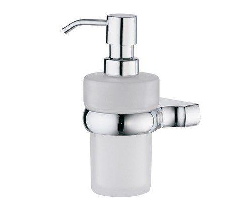 Дозатор для жидкого мыла стеклянный, 200 ml  Berkel К-6800 Wasserkraft - 2