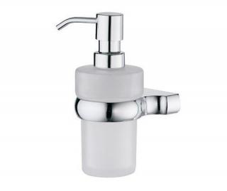 Дозатор для жидкого мыла стеклянный, 200 ml  Berkel К-6800 Wasserkraft