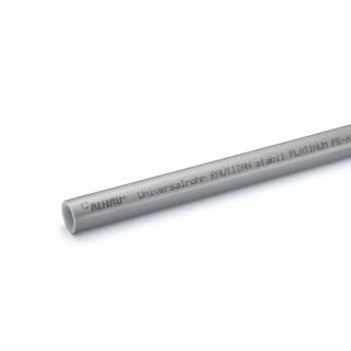 Универсальная труба REHAU RAUTITAN stabil PLATINUM d25 для систем водоснабжения и отопления