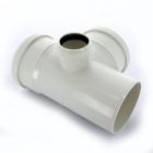 Крестовины двухплоскостные для cистем канализации с пониженным уровнем шума SINIKON COMFORT - 3670