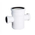 Крестовины одноплоскостные для cистем канализации с пониженным уровнем шума SINIKON COMFORT - 3671