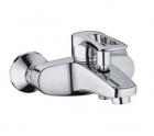 Смеситель для ванны и душа Frap 3066  с коротким изливом - 478