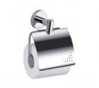 Держатель туалетной бумаги FRAP 1703  с крышкой - 957