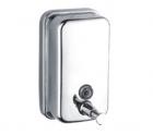 Дозатор жидкого мыла FRAP  401, металлический, 500 мл - 984