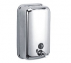Дозатор жидкого мыла FRAP  402,  металлический, 800 мл - 985